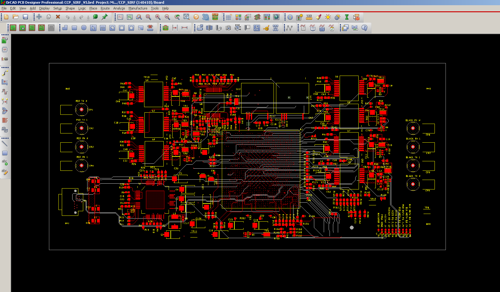 Via Technology - Printed Circuit Board Design and Layout (Cadence ...